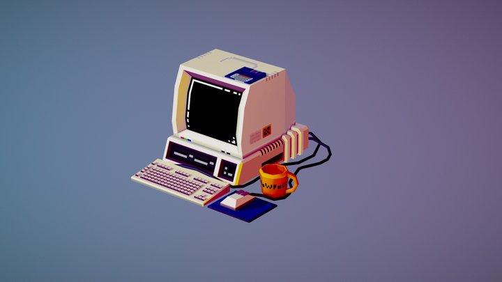 Computah 3D Model
