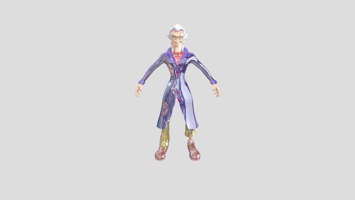 I. M. Meen 3D Model