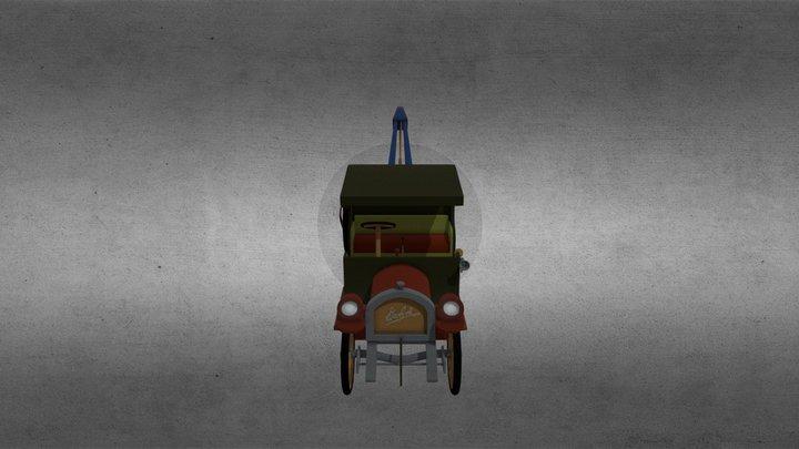 Camion Garford 3D Model