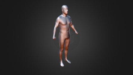 Body Shape Estimation 3D Model