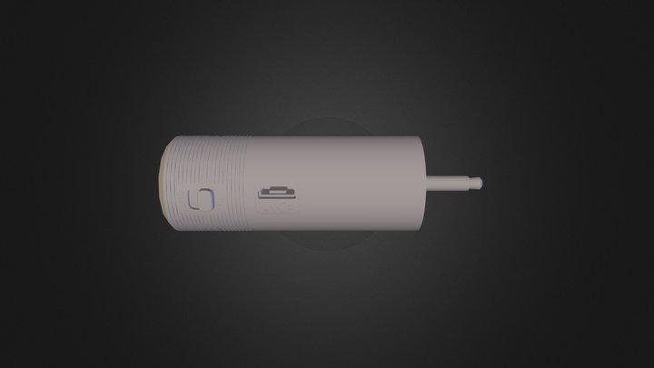 Test Textures Keyshot 3D Model