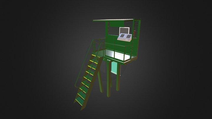 Startbox 3D Model