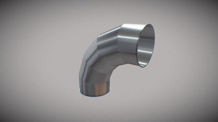 Partelbow 90 3D Model