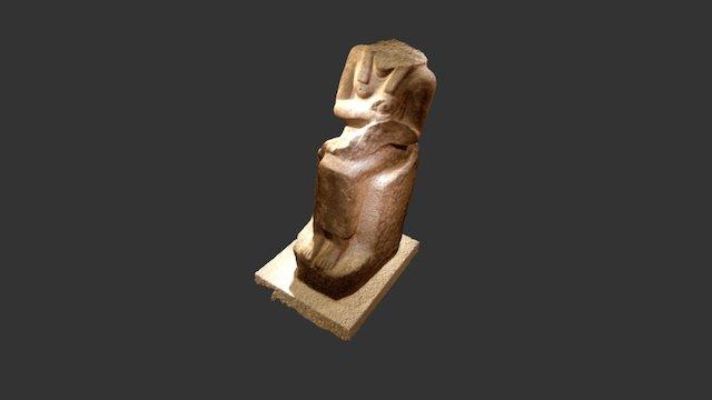 JB Isis 3D Model