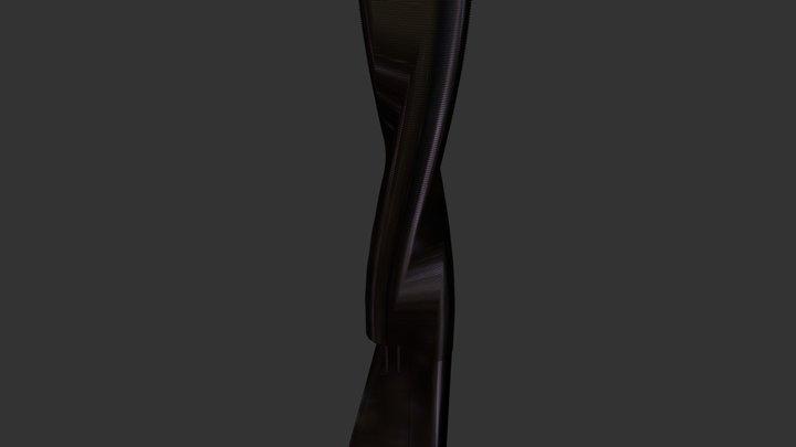 Cap.obj 3D Model
