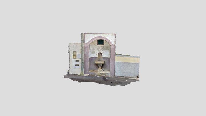 Studna Melro 3D Model