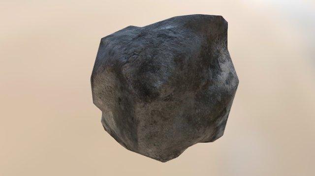 rock LowPoly 3D Model