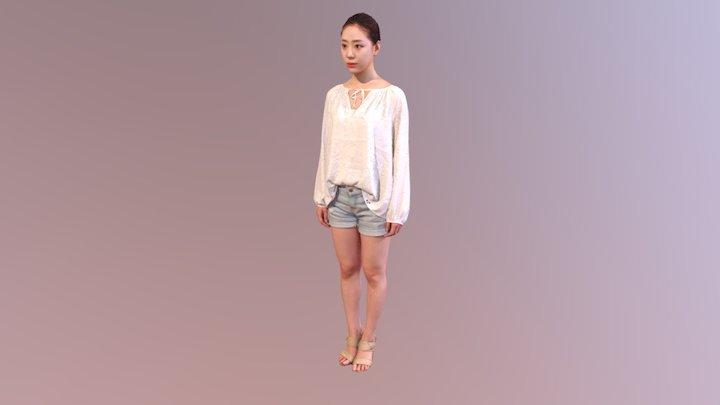 JY 3D Model