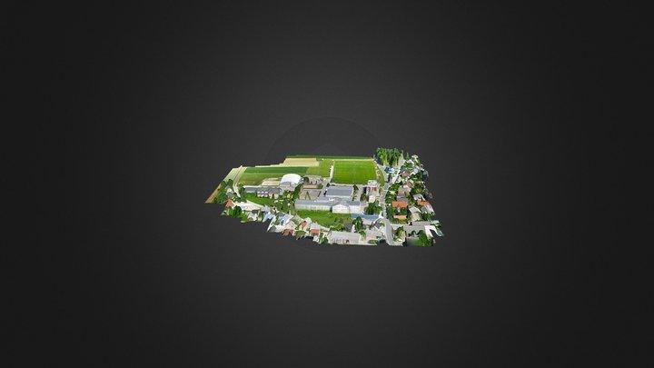 OŠ Šenčur 3D Model
