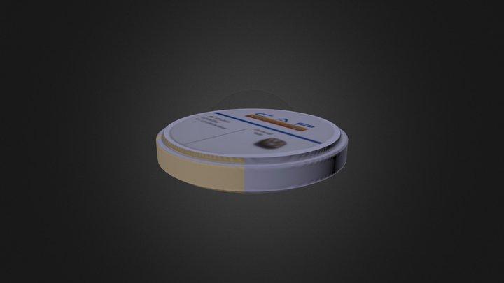 Puck 3D Model