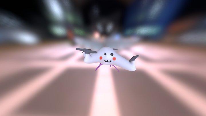 Dronepo 3D Model