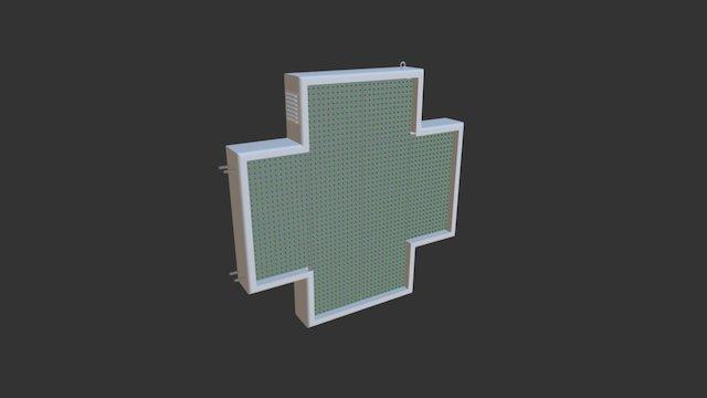Griega 90 3D Model
