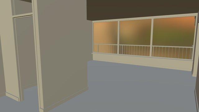 Merellaan Visualization 3D Model