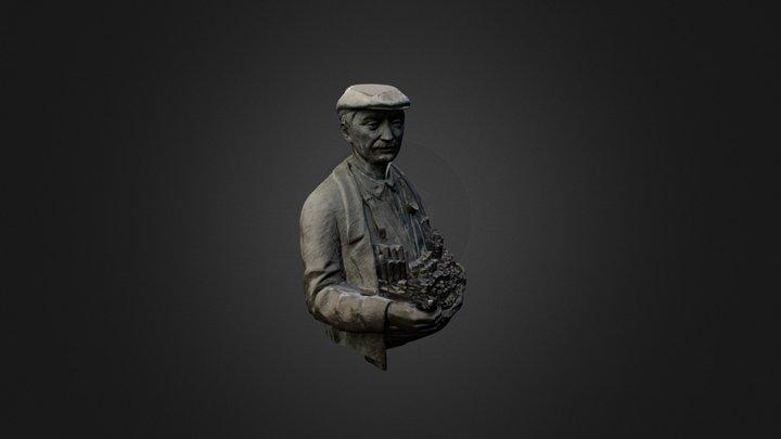 Cuchillero 3D Model