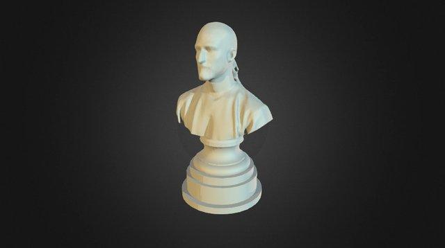 Mark Bust 3D Model