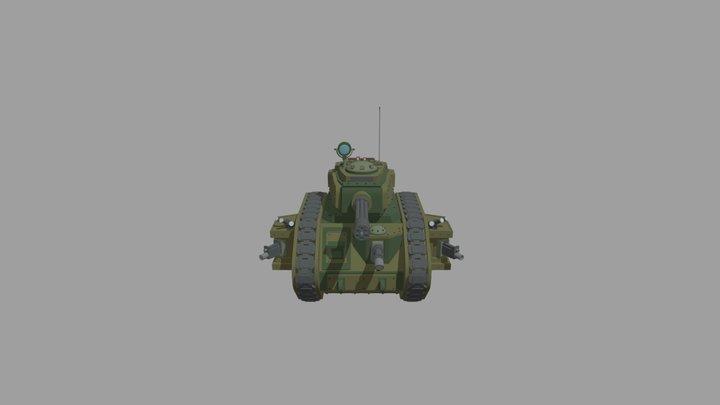 XYZ: Detalization Homework 3D Model