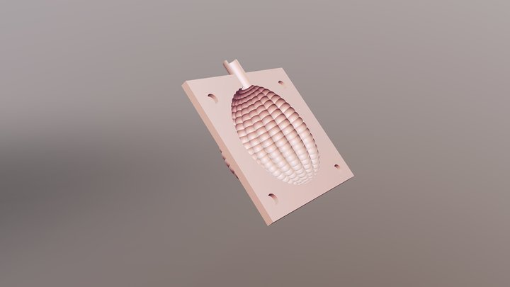 Lakecomo Mold1 3D Model