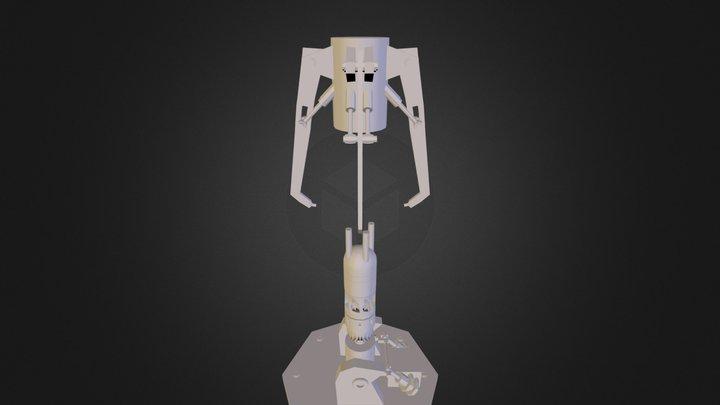 mech.obj 3D Model