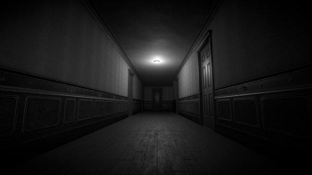 Hallway 3D Model