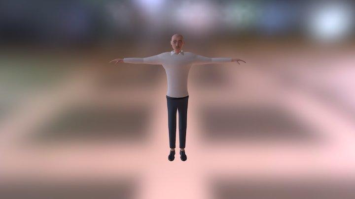 Snubbe 3D Model