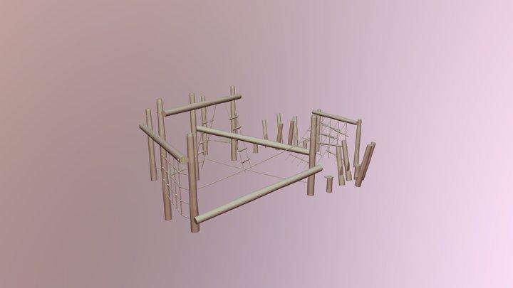 Löwenherz 3D Model