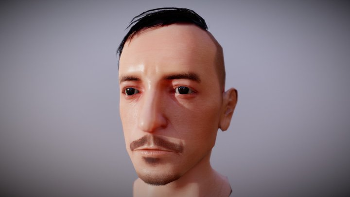Realtime Character 3D Model