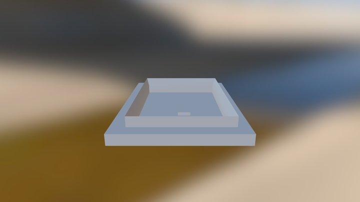 Smart Switch Plate 3D Model
