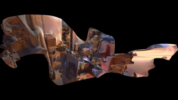 Alain Boulerot _reserves 3D Model