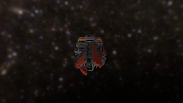 CG-ST Minutor 3D Model