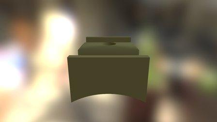 Temp%20Sensor%20Holder 3D Model
