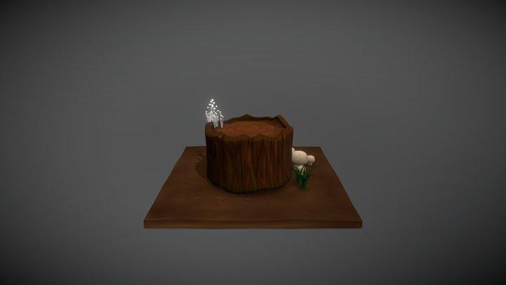 Forest Setup 1 3D Model