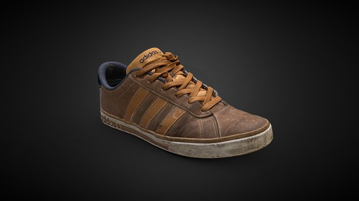 Addidas Shoe Sneakers 3D scan 3D Model