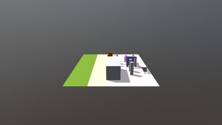 Sket2 3D Model