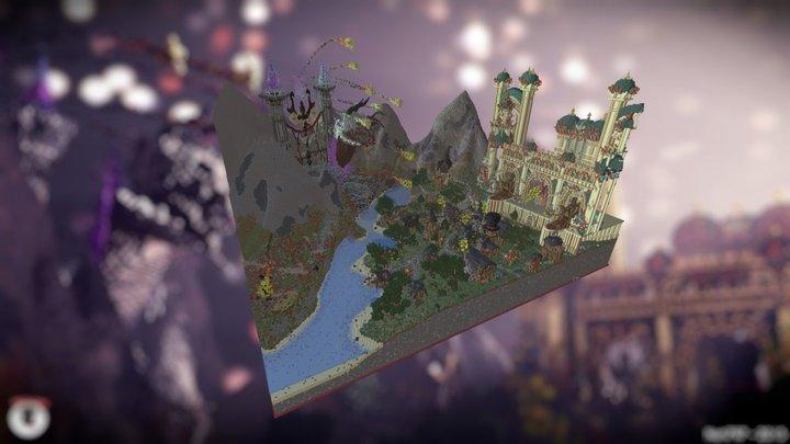 The Final Countdown [Final version] 3D Model