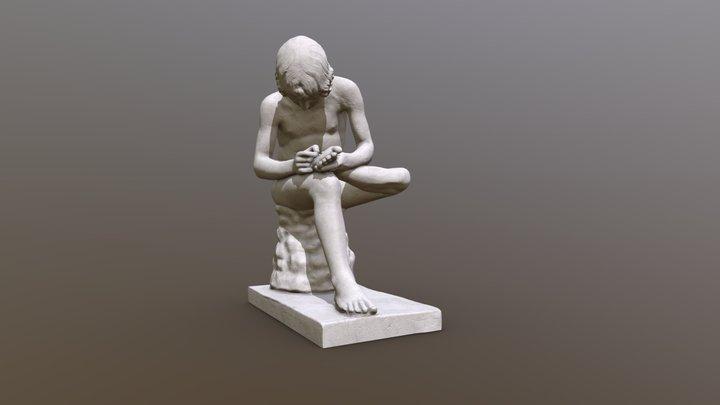 Espinario 3D Model