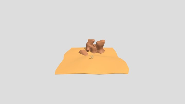 Final Environment Folder Assignment 3D Model