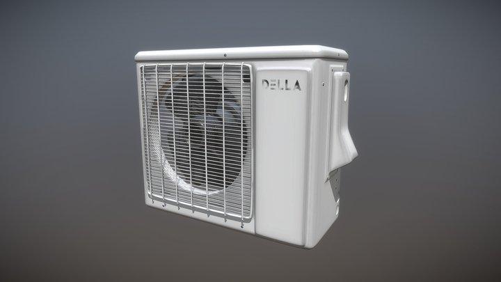 AC Inverter 3D Model
