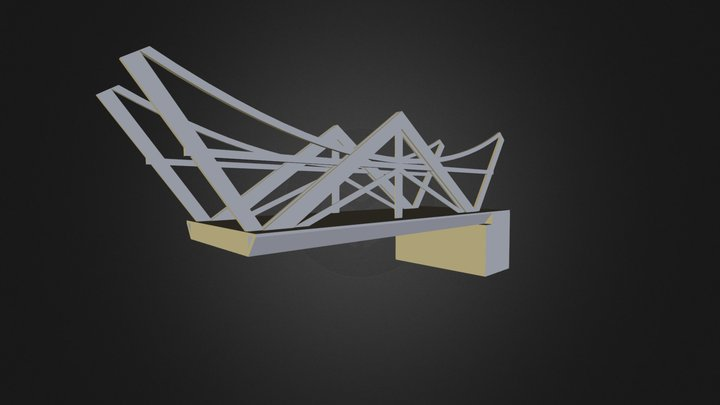 koningsbrug.kmz 3D Model