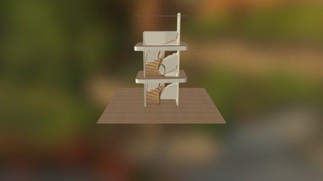 Hassel 3D Model