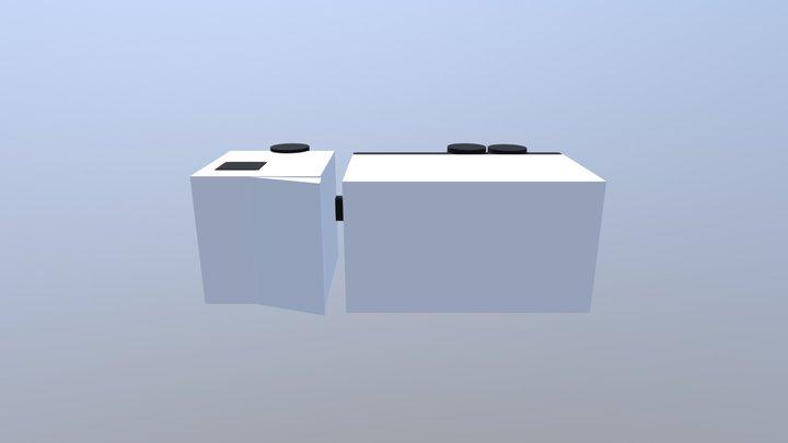 truck 2 3D Model