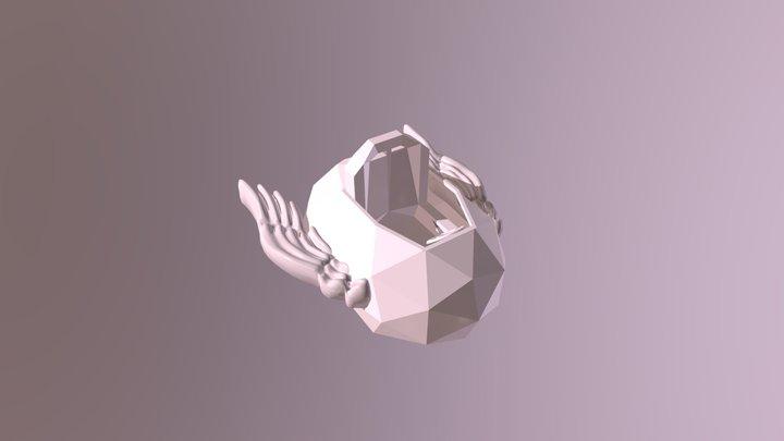 Rezonate's Phoenix | Vehicle wip (untextured) 3D Model