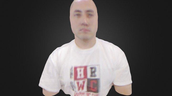 Ed 3D Model