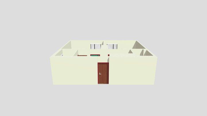 Cypress Suites 3D Model