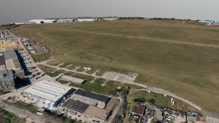 Budaörsi repülőtér - Budaörs Airfield 3D Model