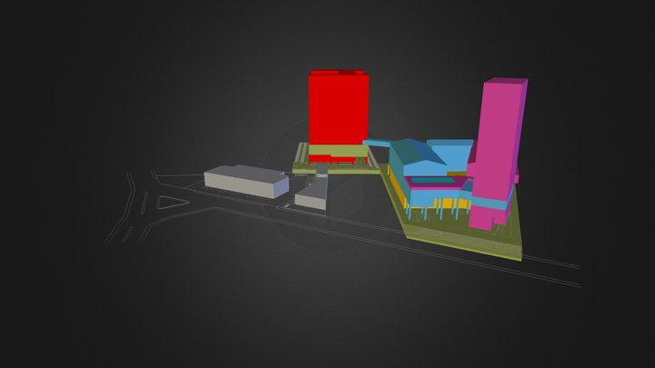 citi9 - testing 3D Model