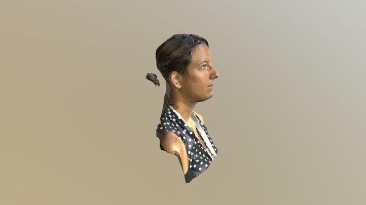 Cecile 3D Model