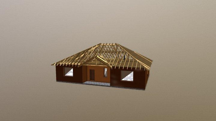 проект Солнечный .xml 3D Model