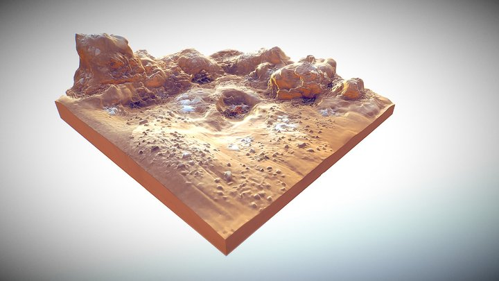 Sculpt January  - Day 4 3D Model