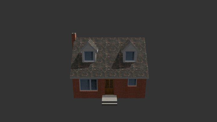 House 06 3D Model