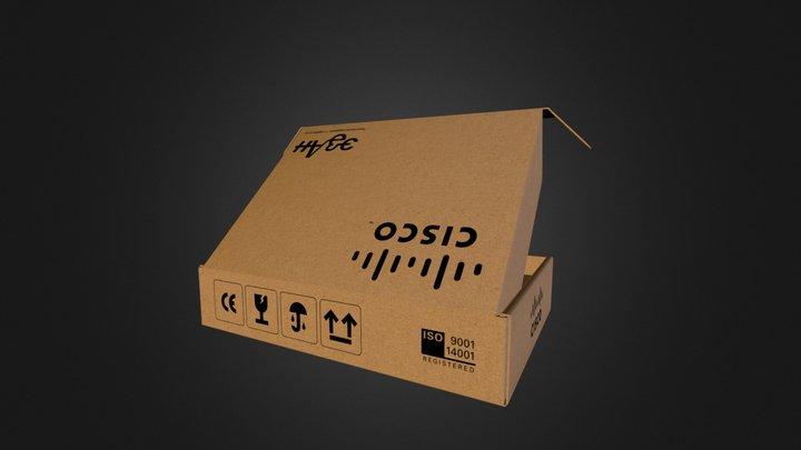 9971 box ver.2 3D Model